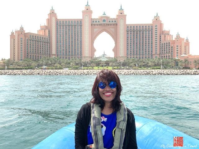 Speedboat Tour Around Dubai Marina, Atlantis The Palm and Burj Al Arab