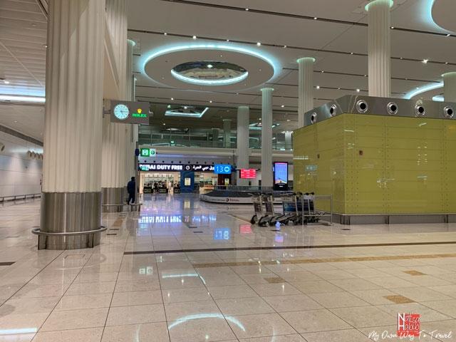 Dubai International Airport Terminal 3