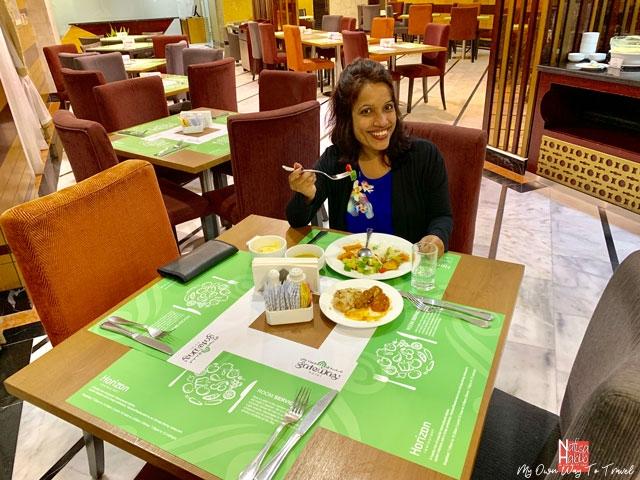 Gateway Hotel Restaurant in Bur Dubai