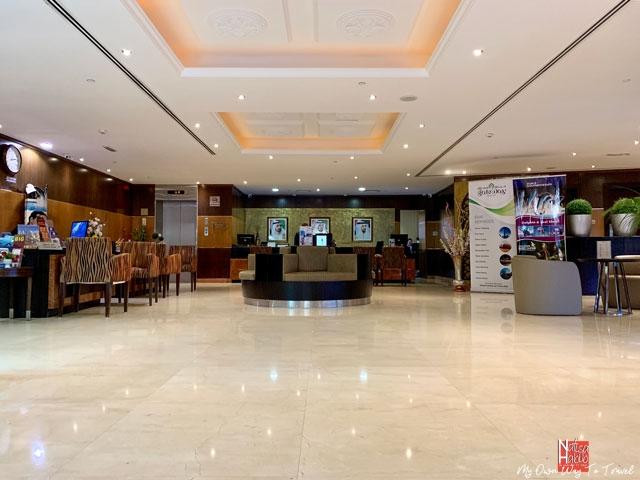 Budget-friendly Gateway Hotel in Dubai