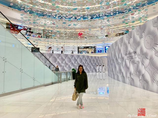 Gorgeous Dubai Mall in Downtown Dubai