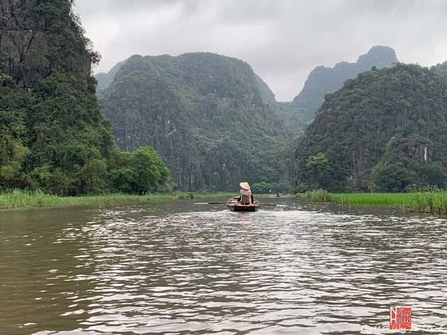 Halong Bay on Land in Tam Coc