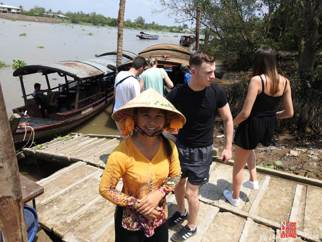 Sweet Mekong memories during Mekong Delta tour