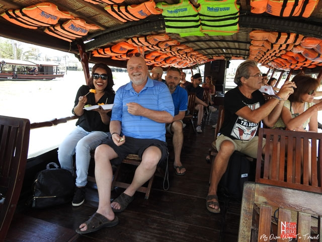 Mekong Delta day trip in a boat