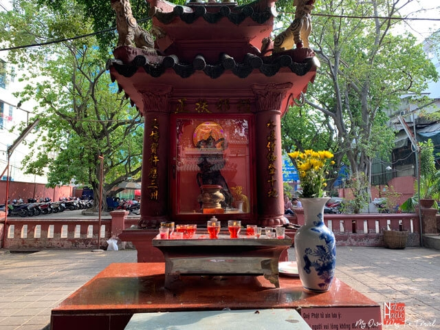 Saigon Jade Emperor Temple