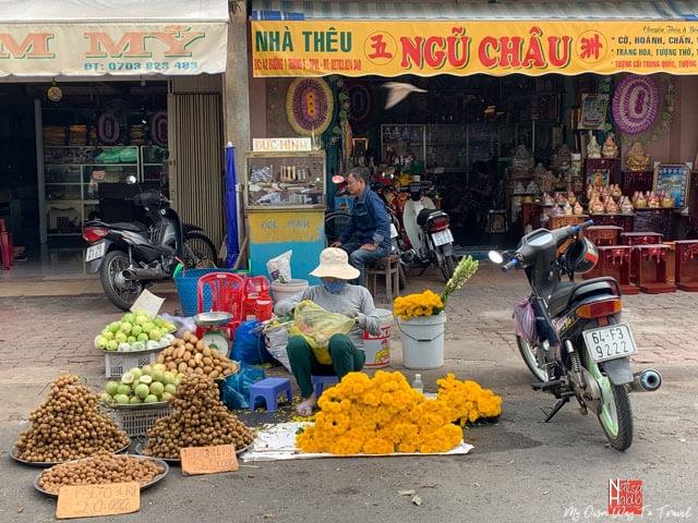 Vinh Long Market