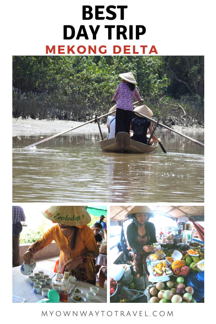 Best day trip to Mekong Delta