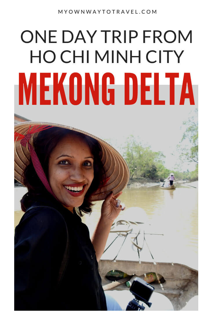Day trip to Mekong Delta from Ho Chi Minh City