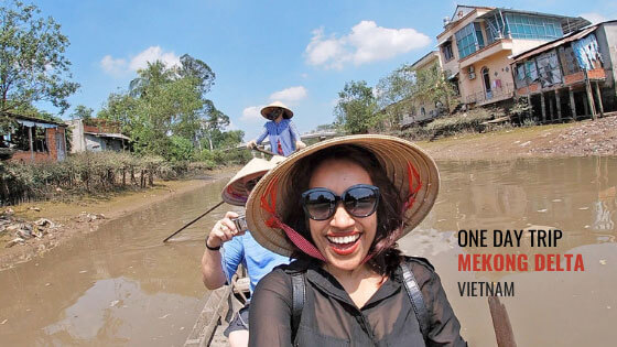 One Day Trip To Mekong Delta in Vietnam