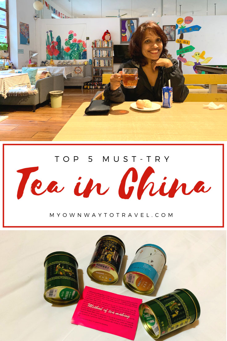 Must-Try Tea in China