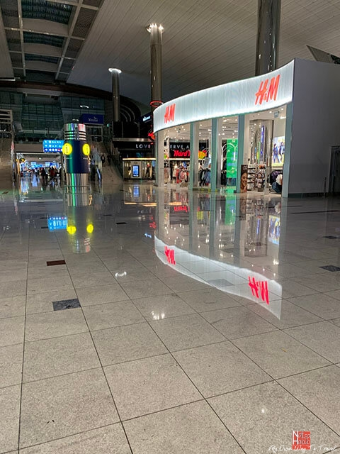 H&M Dubai International Airport