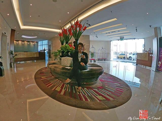 Ramada Abu Dhabi Corniche Hotel