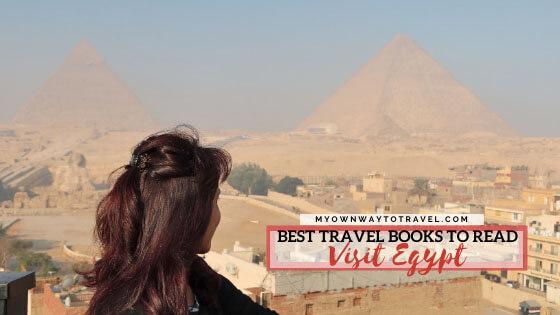 Best Travel Books To Visit Egypt