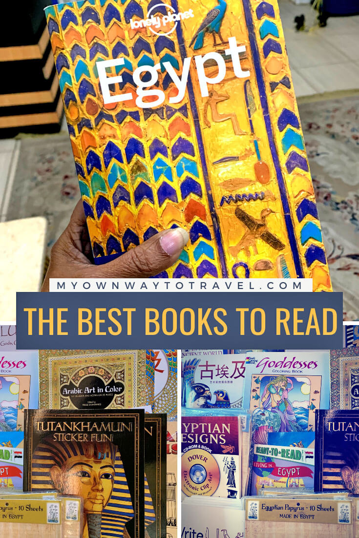 The Best Books To Read Before Visiting Egypt
