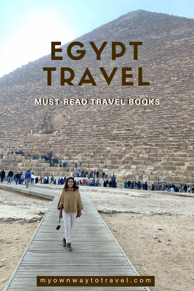 The Best Books on Egypt Travel