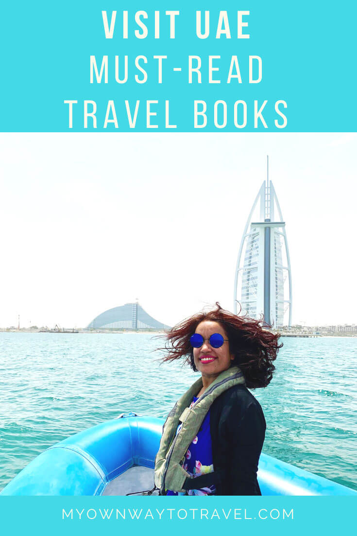 Best Travel books to visit UAE
