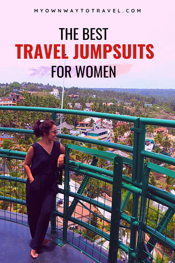 Best Travel Jumpsuits for Women