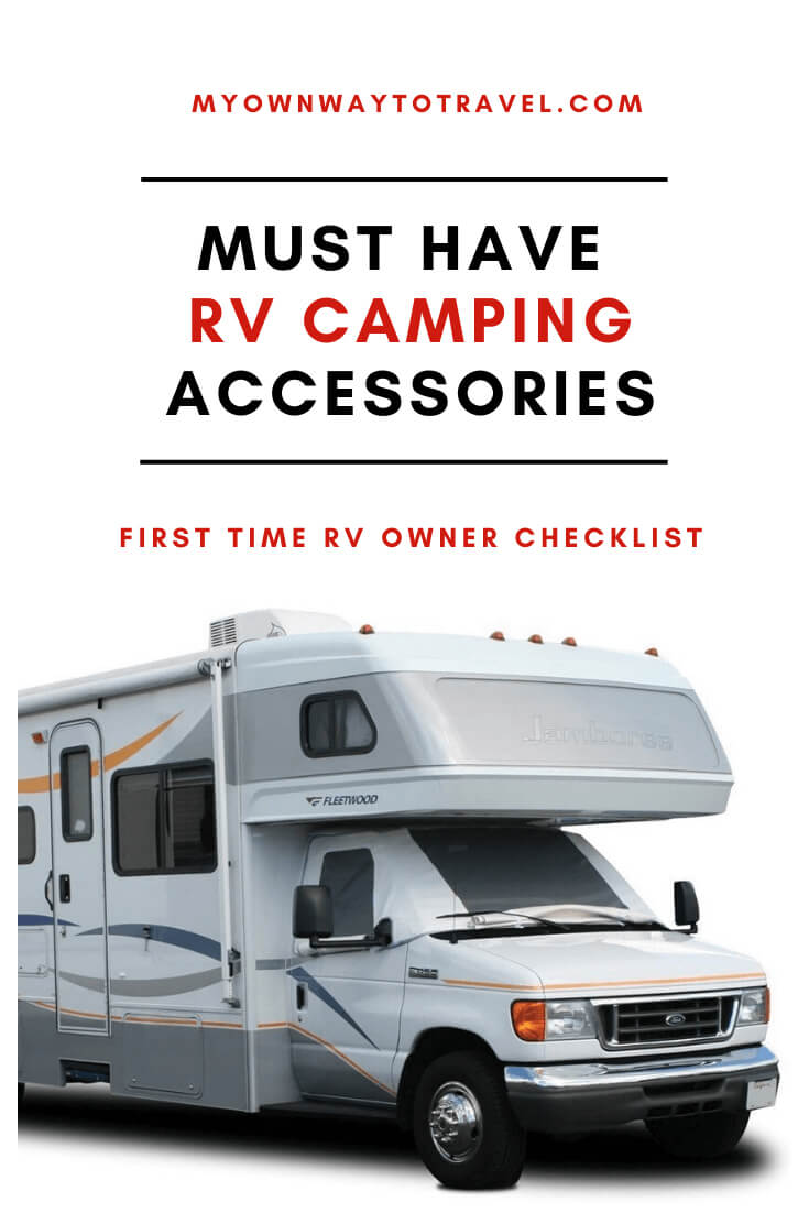 Must Have RV Parts and Accessories