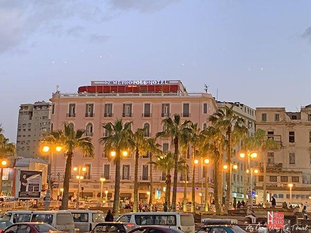 Le Metropole Hotel Alexandria Egypt