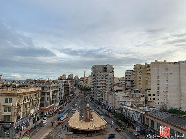 Mahatet El Raml Train Station