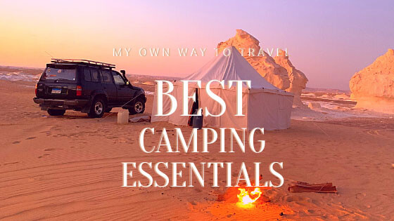 Best Camping Essentials To Pack