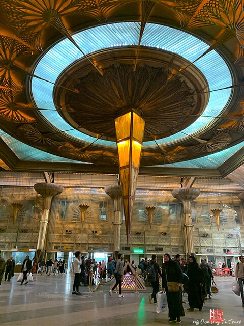Cairo Ramses Railway Station