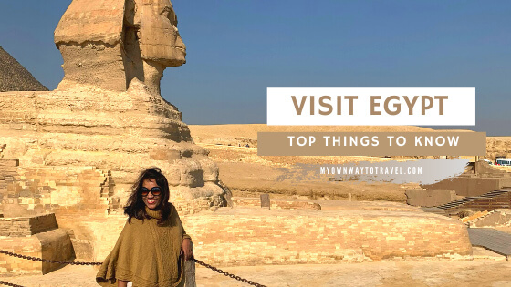 What Should You Know Before Traveling To Egypt