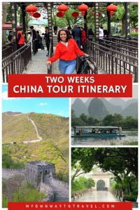 14 days in China tour itinerary