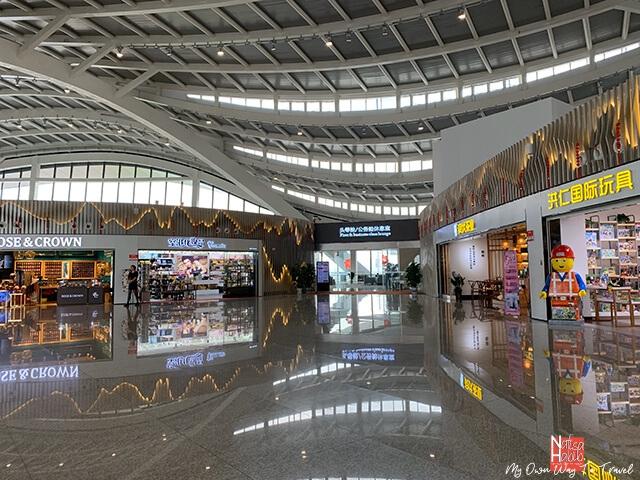 Beautiful Guilin Liangjiang International Airport
