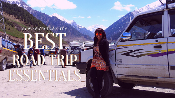 Best Road Trip Essentials and Checklist