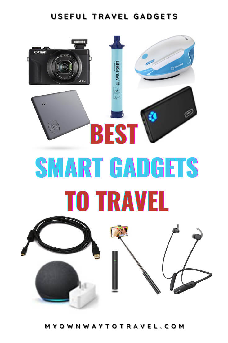 Best and Unique Smart Gadgets to Travel