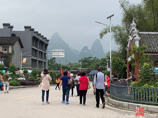 Day tour from Guilin to Yangshuo