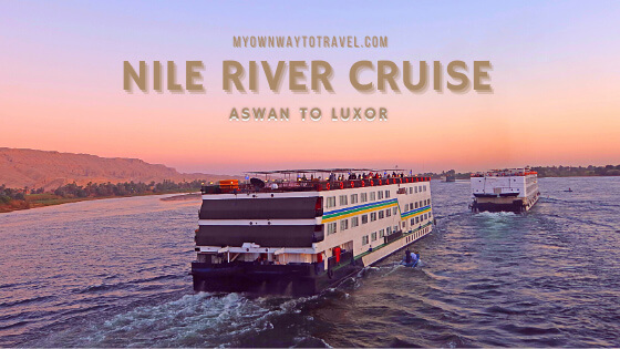 Five Days Nile Cruise From Aswan To Luxor