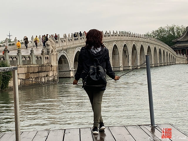 Gorgeous 17-Arch Bridge of the Summer Palace