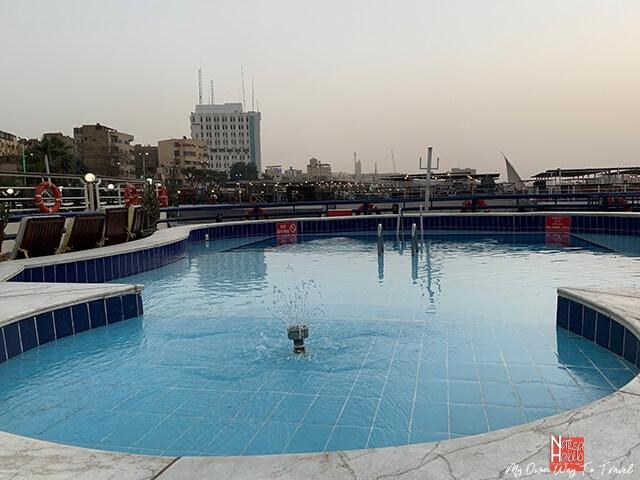 Monica Nile Cruise Outdoor Pool
