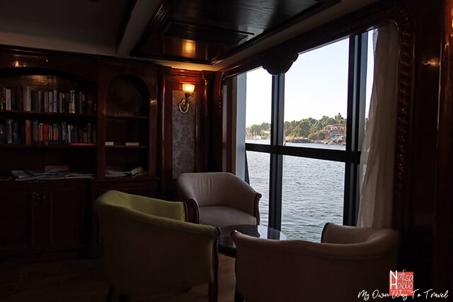 Monica Nile Cruise from Aswan to Luxor