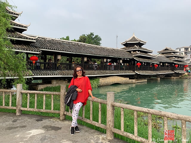 Shangri-La Theme Park in Yangshuo