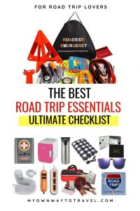 The Ultimate Checklist of Best Road Trip Essentials