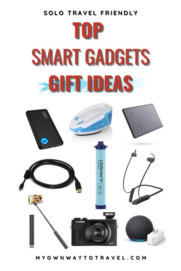 Smart Travel Gadgets Gift Ideas