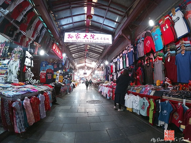Xi'an flea markets