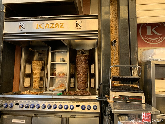 Middle Eastern Street Food Shawarma