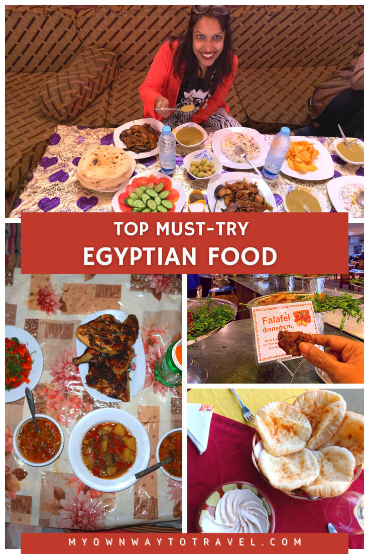 Top Egyptian Dishes To Try