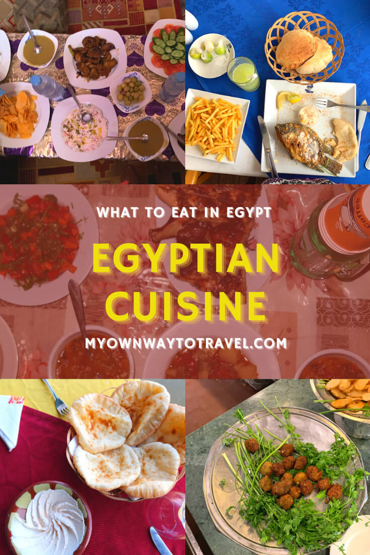 What to eat in Egypt - Egyptian cuisine
