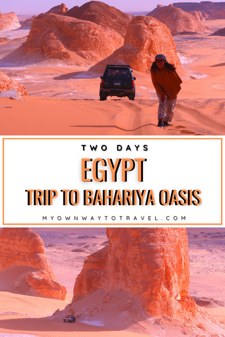 Trip to Bahariya Oasis from Cairo