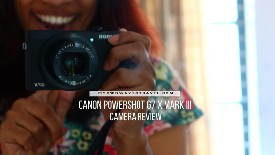 Canon PowerShot G7 X Mark III Camera Review