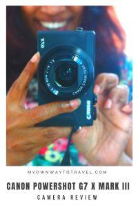Canon PowerShot G7 X Mark III Review