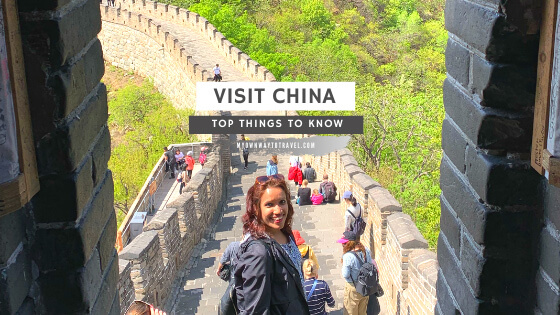 Essential Things to Know Before You Visit China