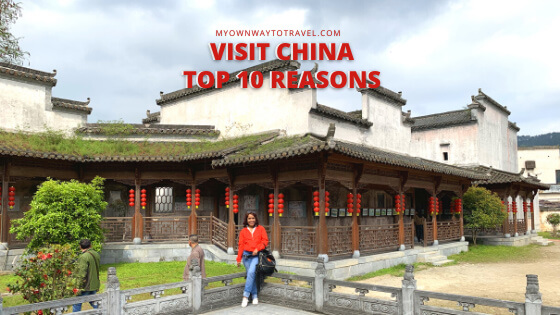 10 Reasons to Visit China: What Makes China Special
