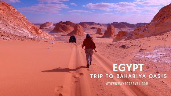 Two Days Trip To Bahariya Oasis