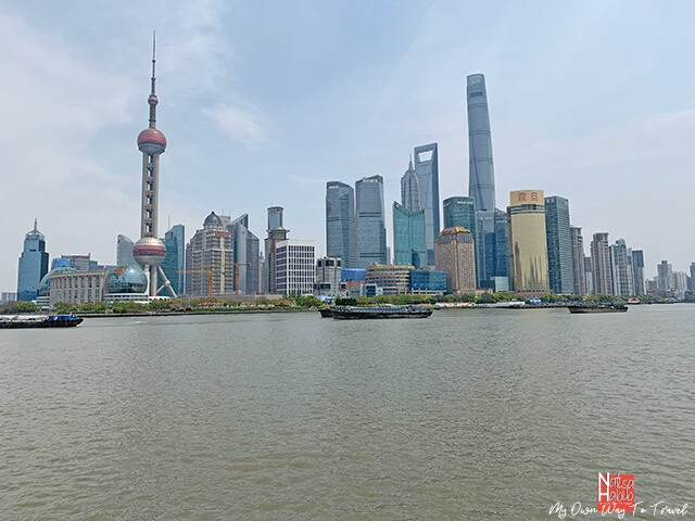Huangpu River Waterfront